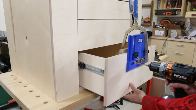 Long Cabinet Pulls Table Saw Cabinet Diy Storage | Fixthisbuildthat