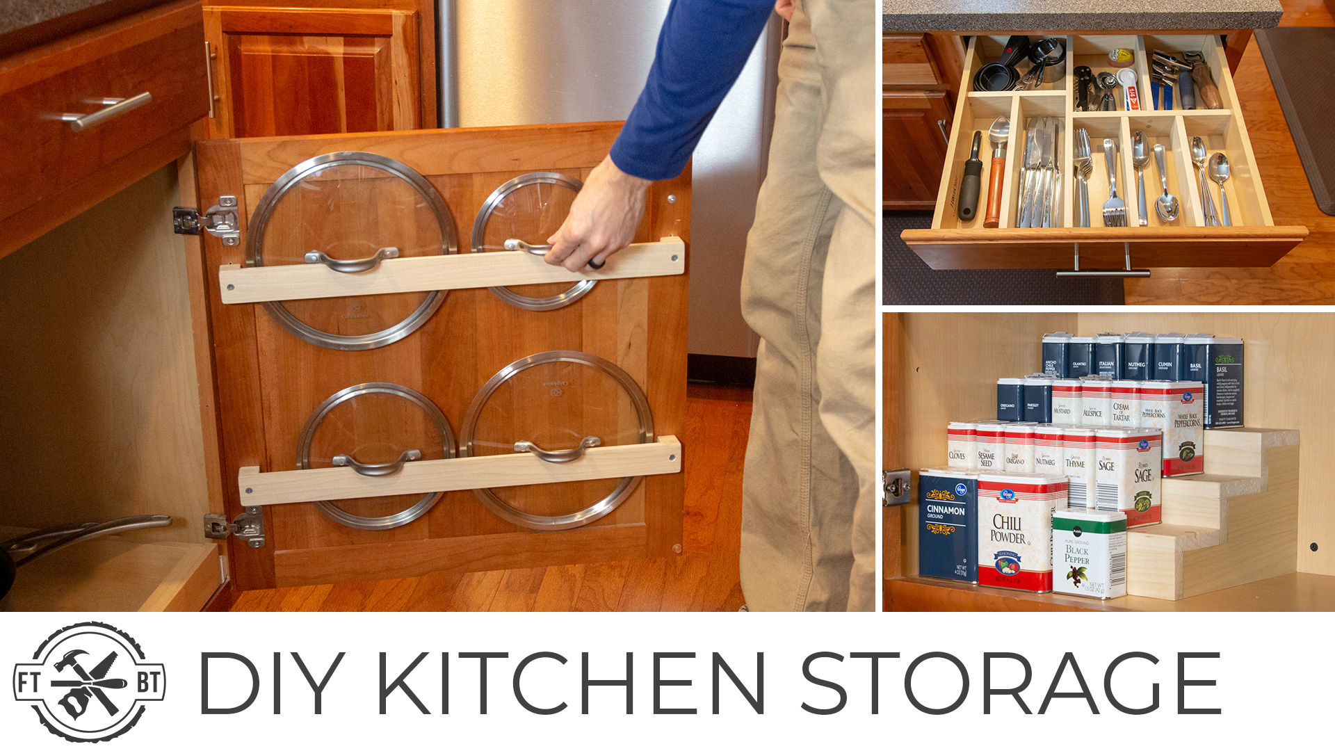 Kitchen Organizer Storage 3 Easy Diy Kitchen Organization Projects Project Recap