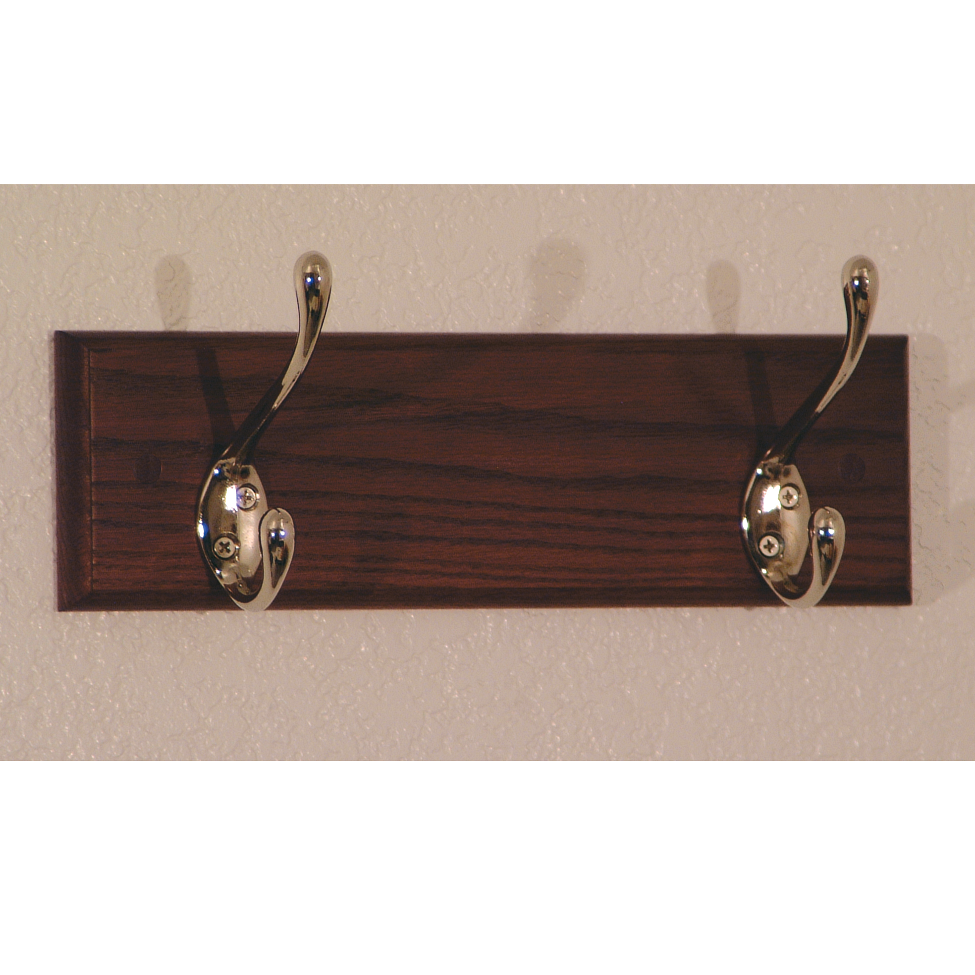Wooden Hooks Oak Wood Coat Rack Coat Hanger Hat Hanger Wall Mount Door
