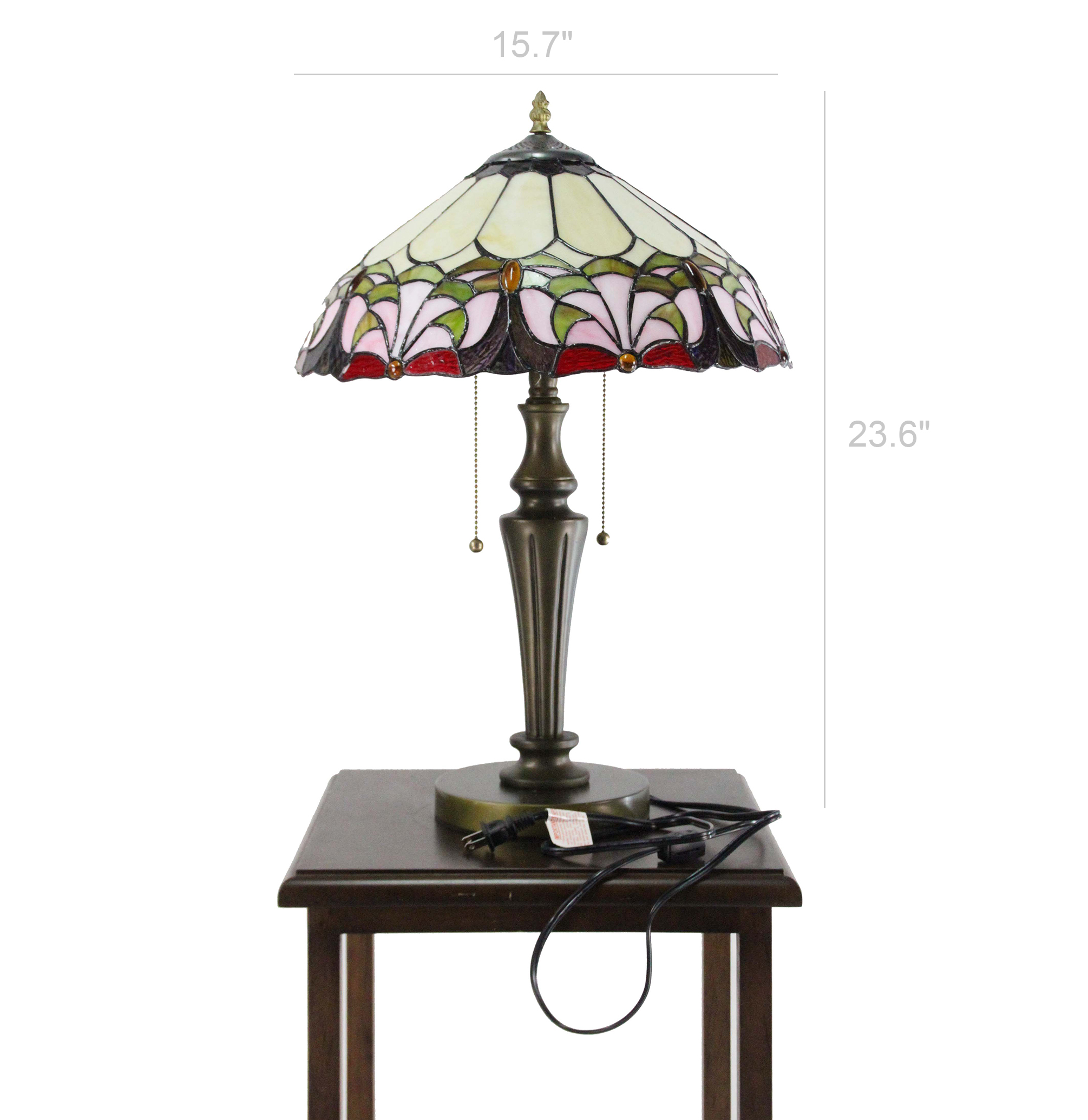 Night Stands Lights Tiffany Night Stand Lamp Tiffany Tabletop Light Fixture