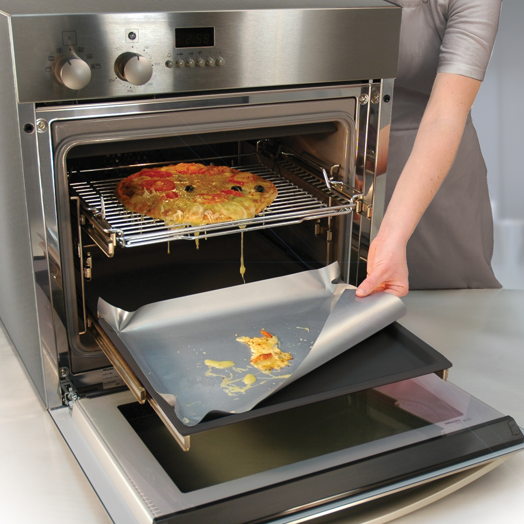 Pizzasteen Oven Search