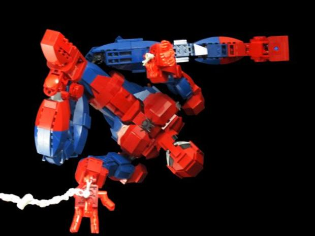 AMAZING SPIDER-MAN LEGO Action Figure