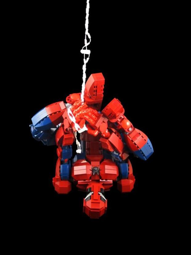 AMAZING SPIDER-MAN LEGO Action Figure