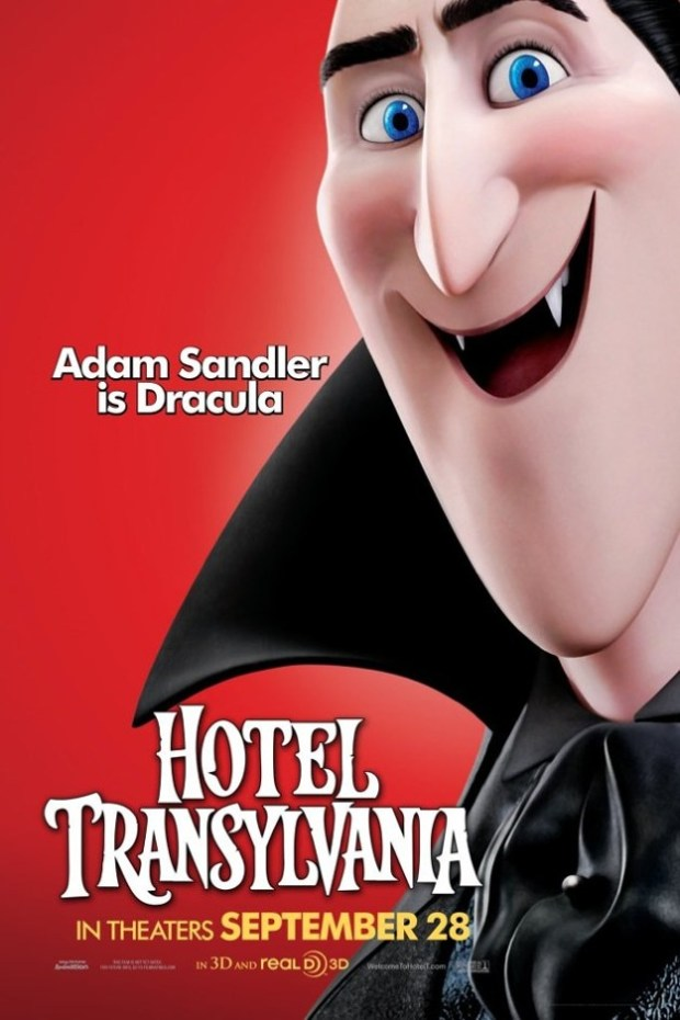 Stunning Character Posters For Hotel Transylvania. (8)