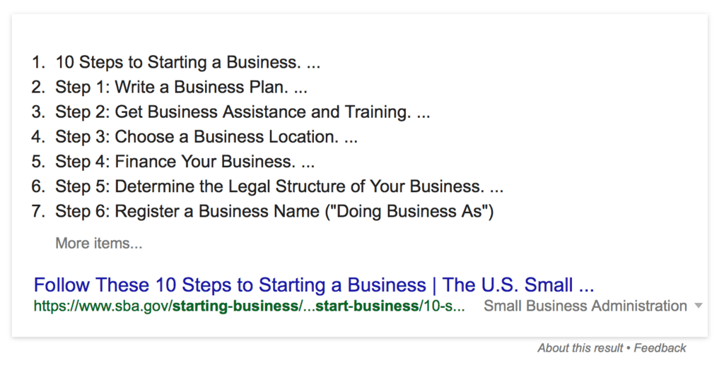 Business Step 10 Steps To Start A Business And Why The Sba S List Is Tragically