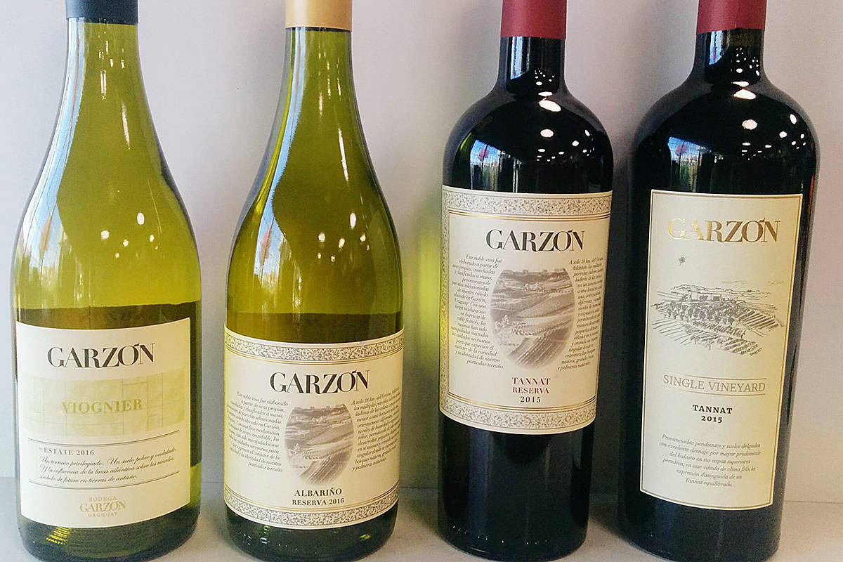 Bodega Garzon Wines From Uruguay Campbell River Mirror