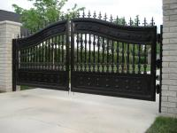 Gate Designs: Front Wall And Gate Designs