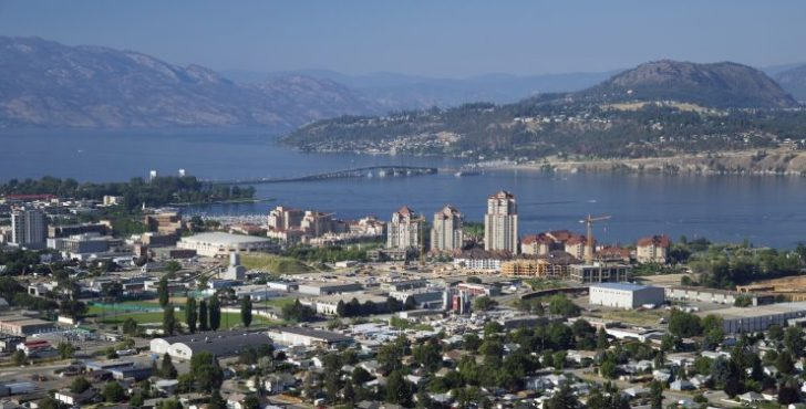 Kelowna. British Columbia