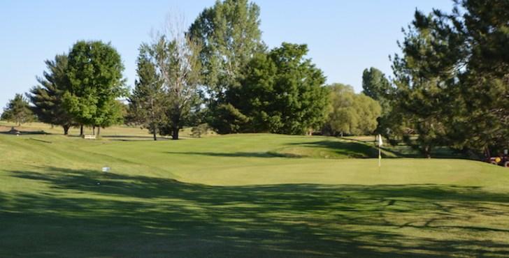 The new 6th green, Calabogie Highlands Resort (Photo: Joe McLean)