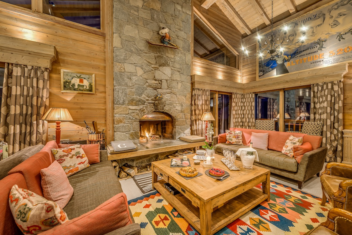 The Farmhouse Val D Isere Luxury Val D Isère Ski Holidays Chalet Elephant Blanc