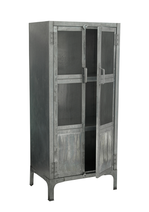 Vitrine Metall Styleguide Betten - Flair Fashion & Home