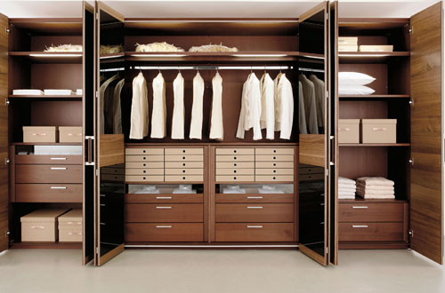 Garderobe Team 7 Styleguide Kleiderschrank - Flair Fashion & Home