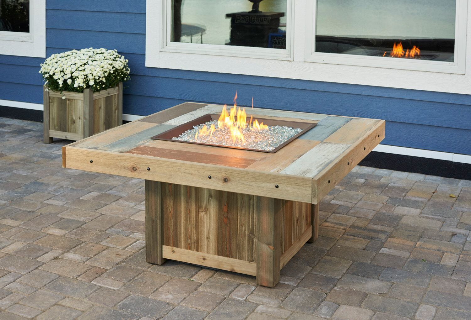 Fireplace Tables Outdoor Fire Pits And Tables Gallery Flame Connection Serving