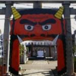 133豆まき和田神社