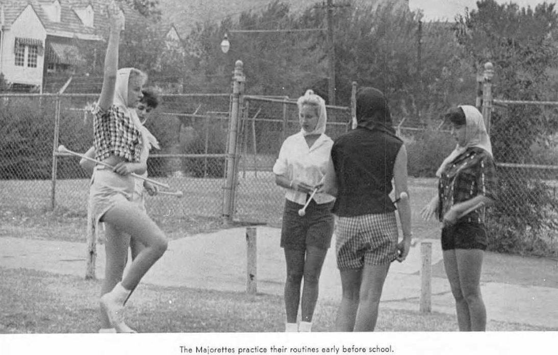 North Dallas High School, The Pre-Beatles Era Flashback  Dallas