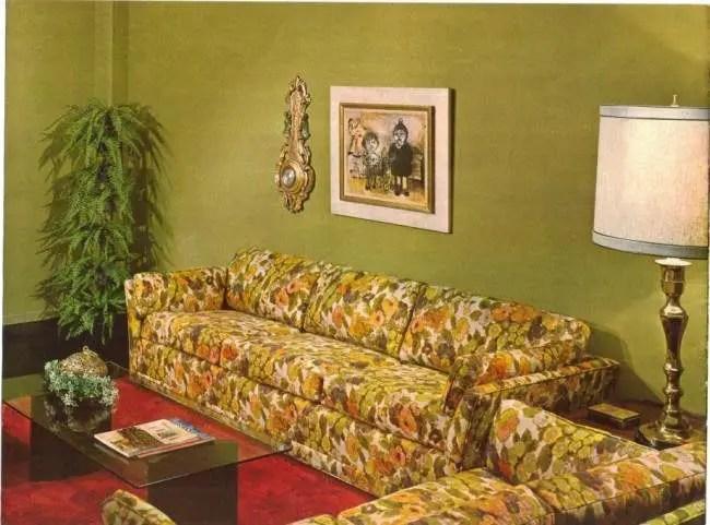 A Tour Of Groovy 1970s Sofas Flashbak