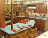 Those Fabulous and Frightening 1970s Kitchens - Flashbak