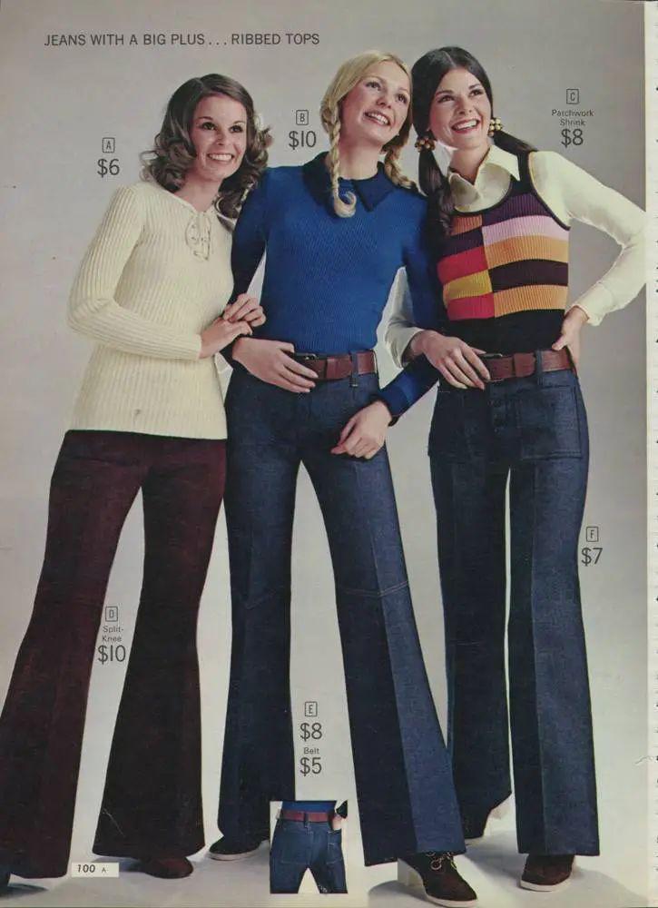 70s womens fashion