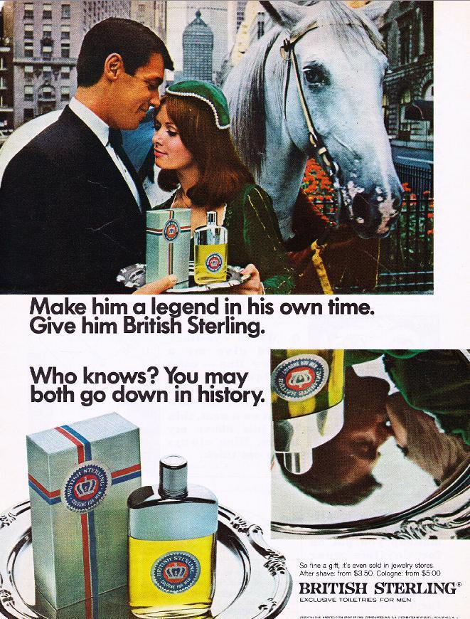 Ray Eames 15 Manly Aftershave Ads From The Sixties And Seventies
