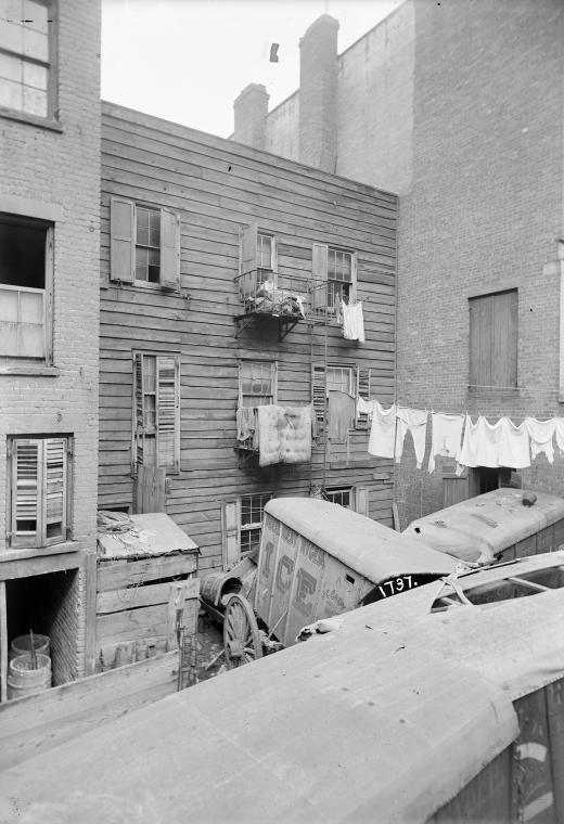Kitchen York Photographs Of Tenement Houses On Orchard Street, New York
