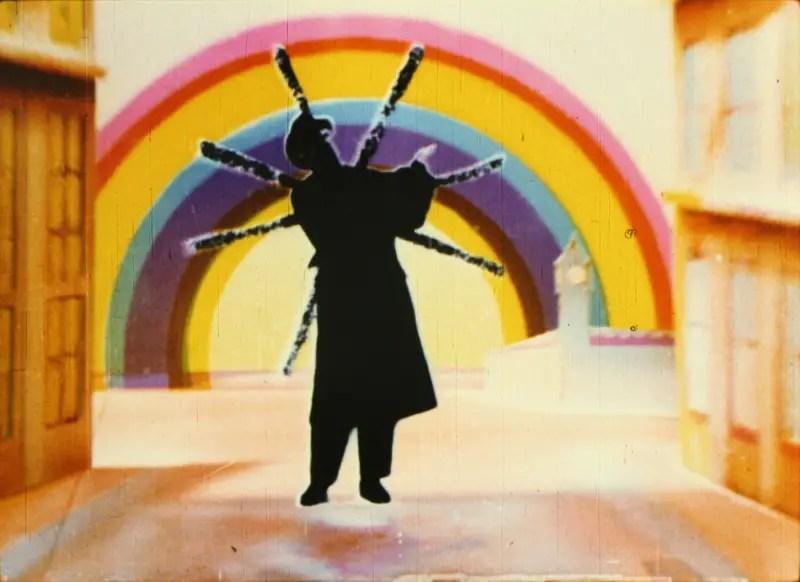 Rainbow Dance Len Lye\u0027s 1930s Fabulous Short Films For The Post