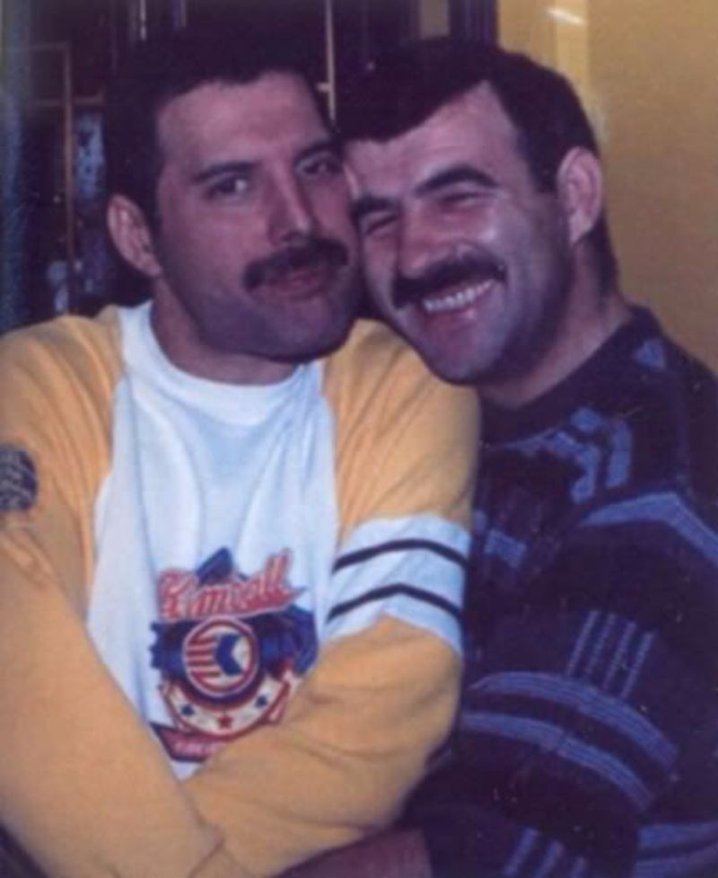 Everything Everything Libro Rare Photos Of Freddie Mercury And His True Love Jim