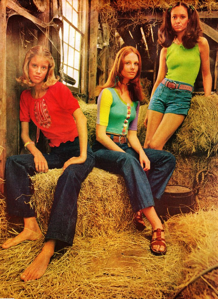 Travel Places 2017 Decade Of Denim Jeans Ads And Fashions From The 1970s