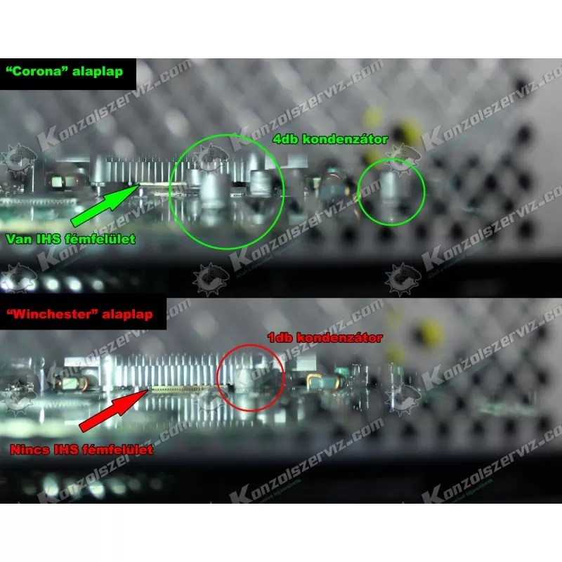 Panel Led Slim Instalación Chip Squirt 2.1 Rgh Xbox 360