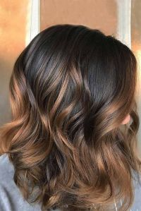 Hair Color 2017/ 2018 - Highlights for dark brown hair are ...