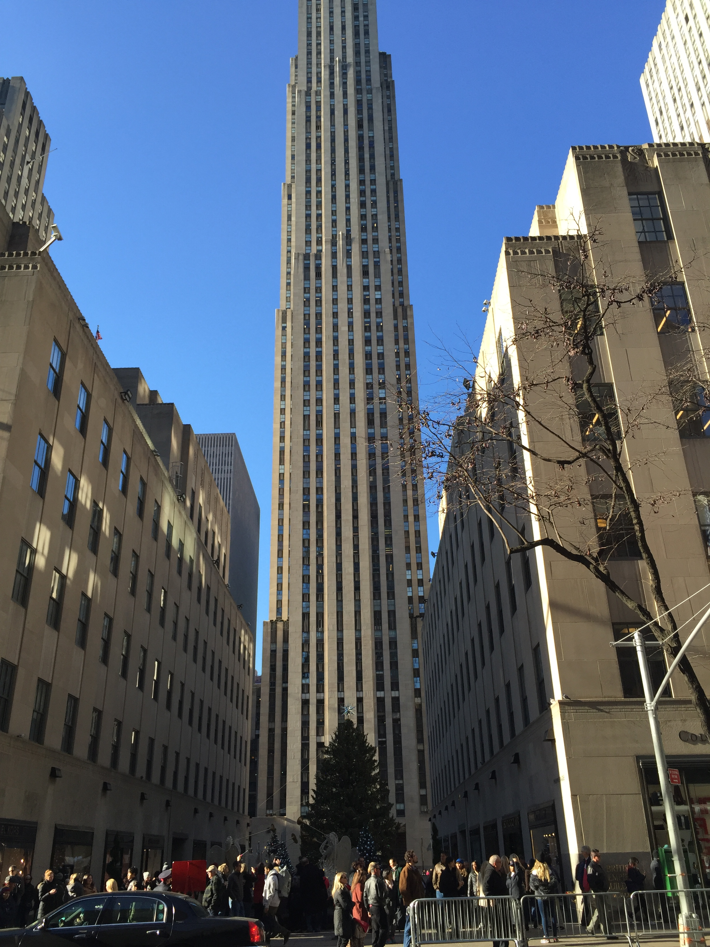 Cucina Restaurant Rockefeller Center Nyc A Tour Of Rockefeller Center 2015 12 04 Flashmoment