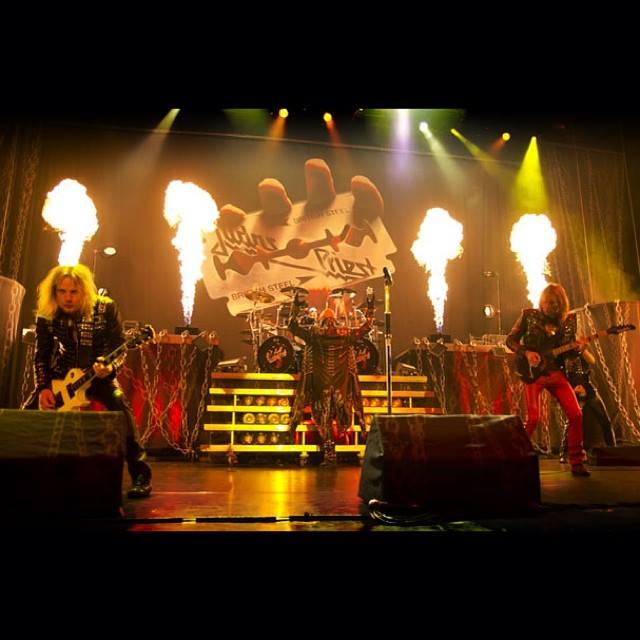 November Fall Wallpaper Judas Priest Announce Confirmed Dates For Quot Redeemer Of