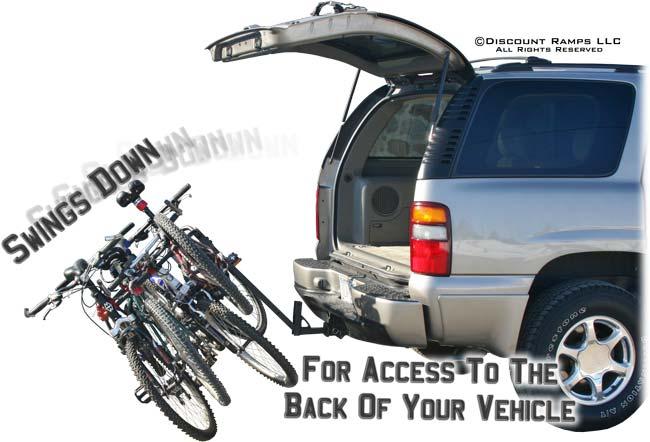 Awkward Ways To Carry Bikes Outside Your Car Flatbike