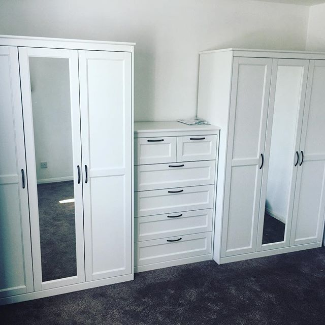 Wardrobe Assembly Ikea Pax Wardrobe Assembly Sussex | Flat Pack Dan