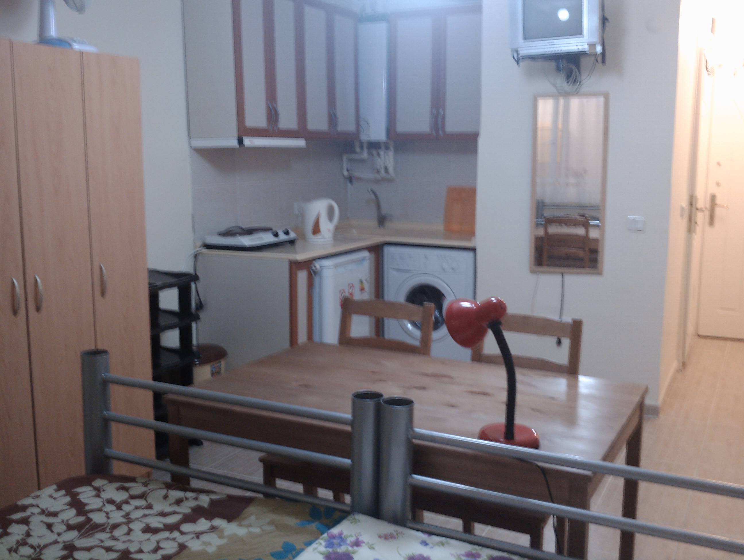 Efficiency Apartment Vs Studio 1 Room Studio Erasmus Flats Flats And Rooms In Istanbul