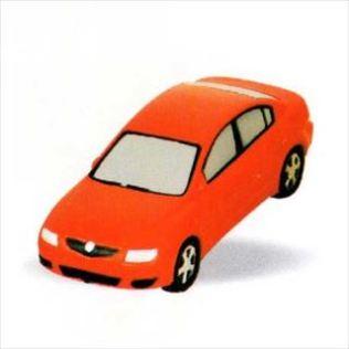 車の有型PUマスコットストレスリリーサー