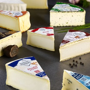 New Branding for Fromager Guilloteau's Top-Selling Cheese, Fromager d'Affinois