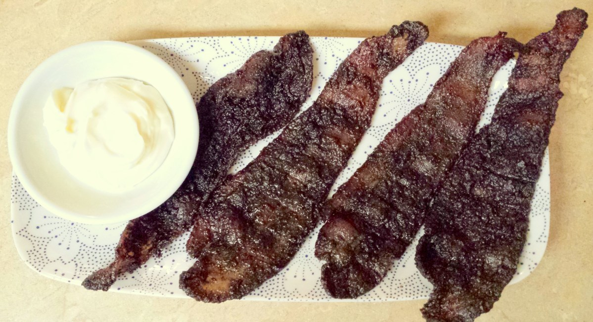 Recipe: We Made Oreo-Crusted Bacon, Y'all