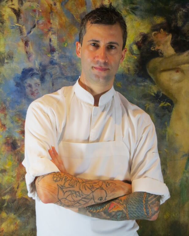 F.A.Qs: Chef Michele Brogioni of NYC's The Leopard at des Artistes