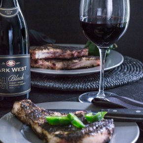 2014 Mark West Black Pinot Noir Has Your Valentine's Day Entrée and Dessert Covered