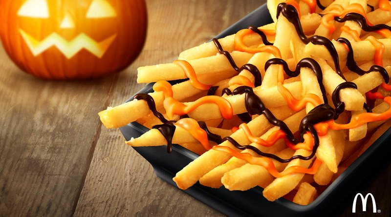 The World's Hottest Chip, Sweet Bacon Beats, China's Space Grapes, and Pumpkin Spice Fries