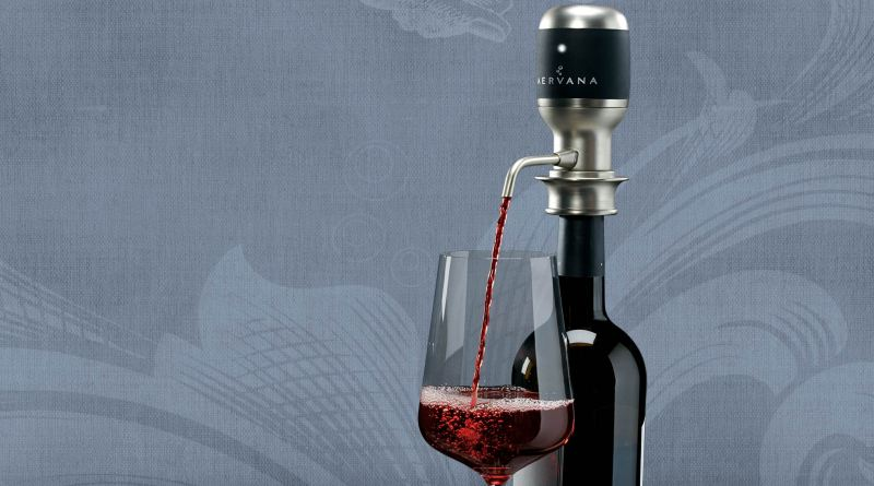 Product Review: The Aervana Electric Wine Aerator