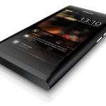 Nokia N 9 smart phone