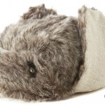 Sean John Reversible Faux Fur Bomber Hat