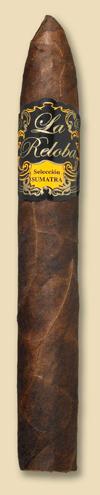La Reloba Selección Sumatra Torpedo Cigar