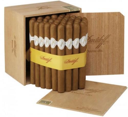 """Davidoff Double """"R"""" Cigar"""