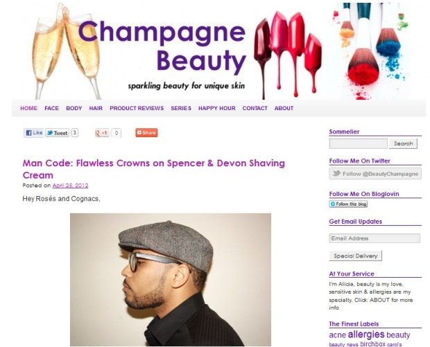 Flawless Crowns Featured On: Champagne Beauty