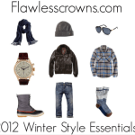 Men's 2012 Winter Style Essentials