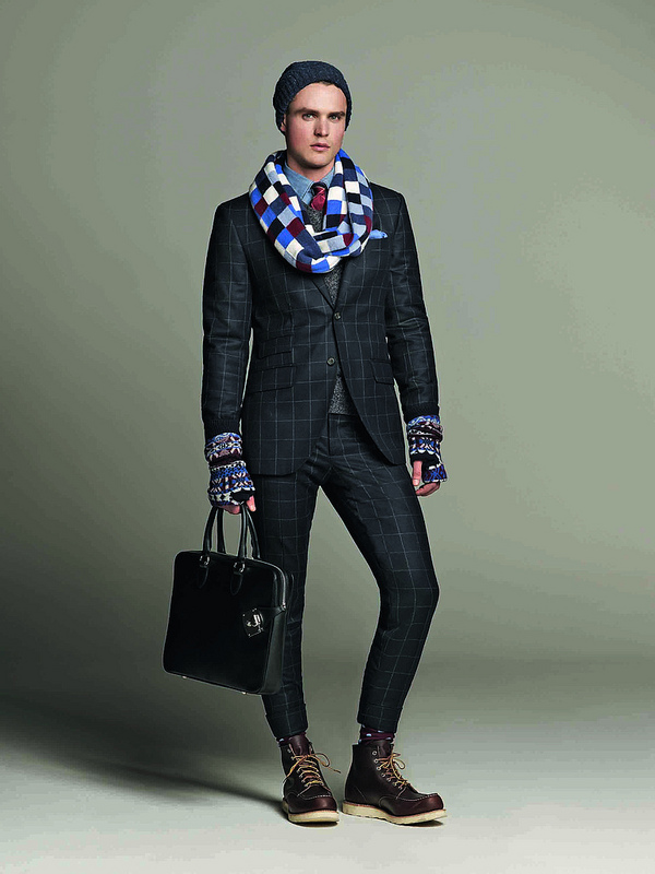 Hackett London Autumn Winter 2012 Men's Collection