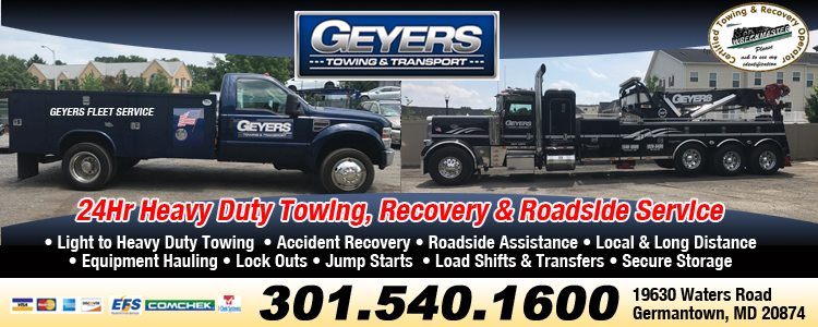 Towing / Recovery ELKRIDGE, MD, United States