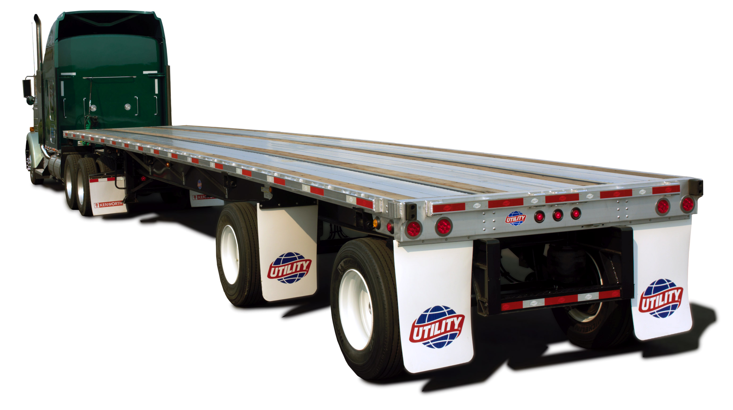 Modern Flat Bed Utility Introduces New 4000a Flatbed